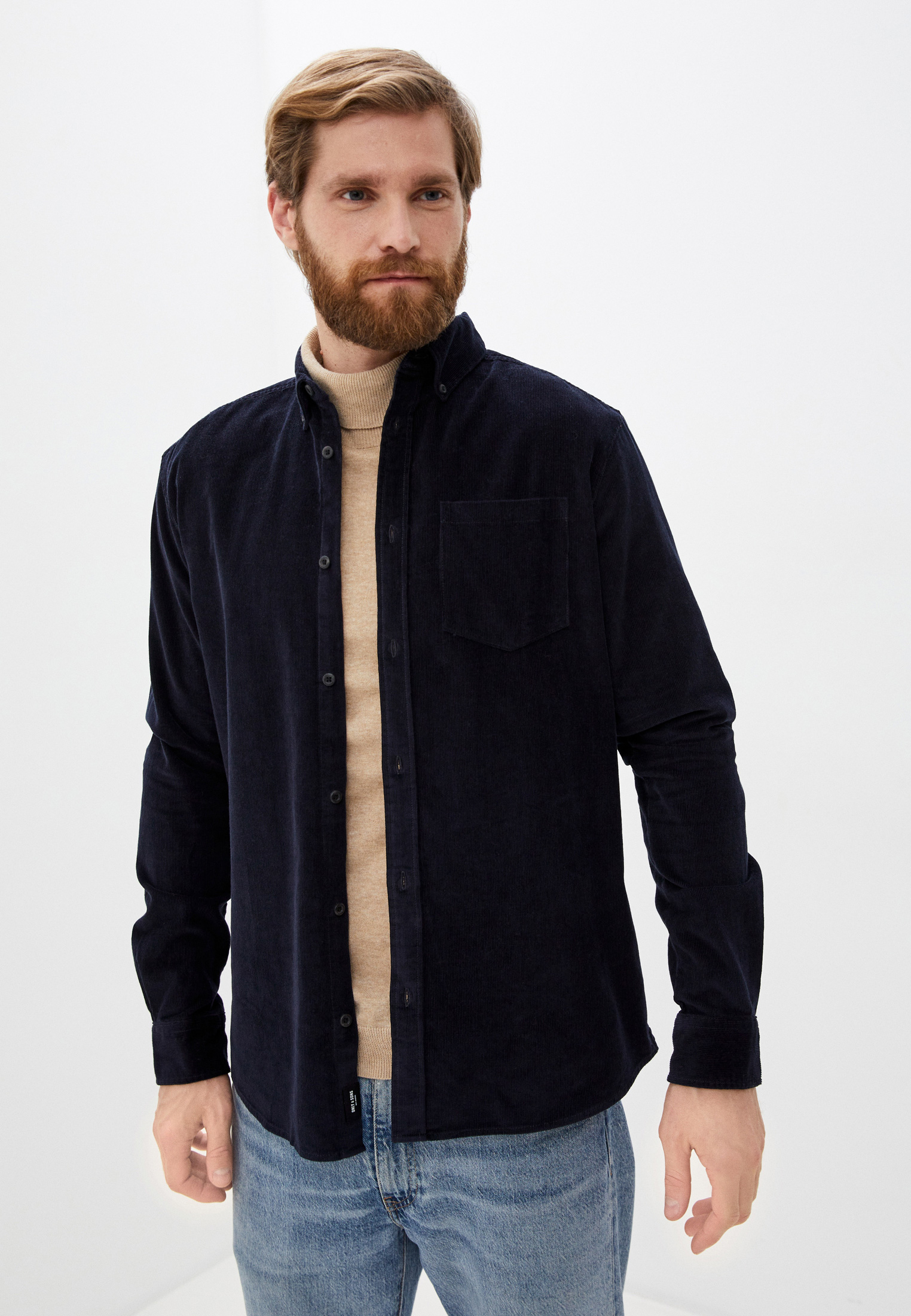 Рубашка с длинным рукавом Only & Sons 22017286