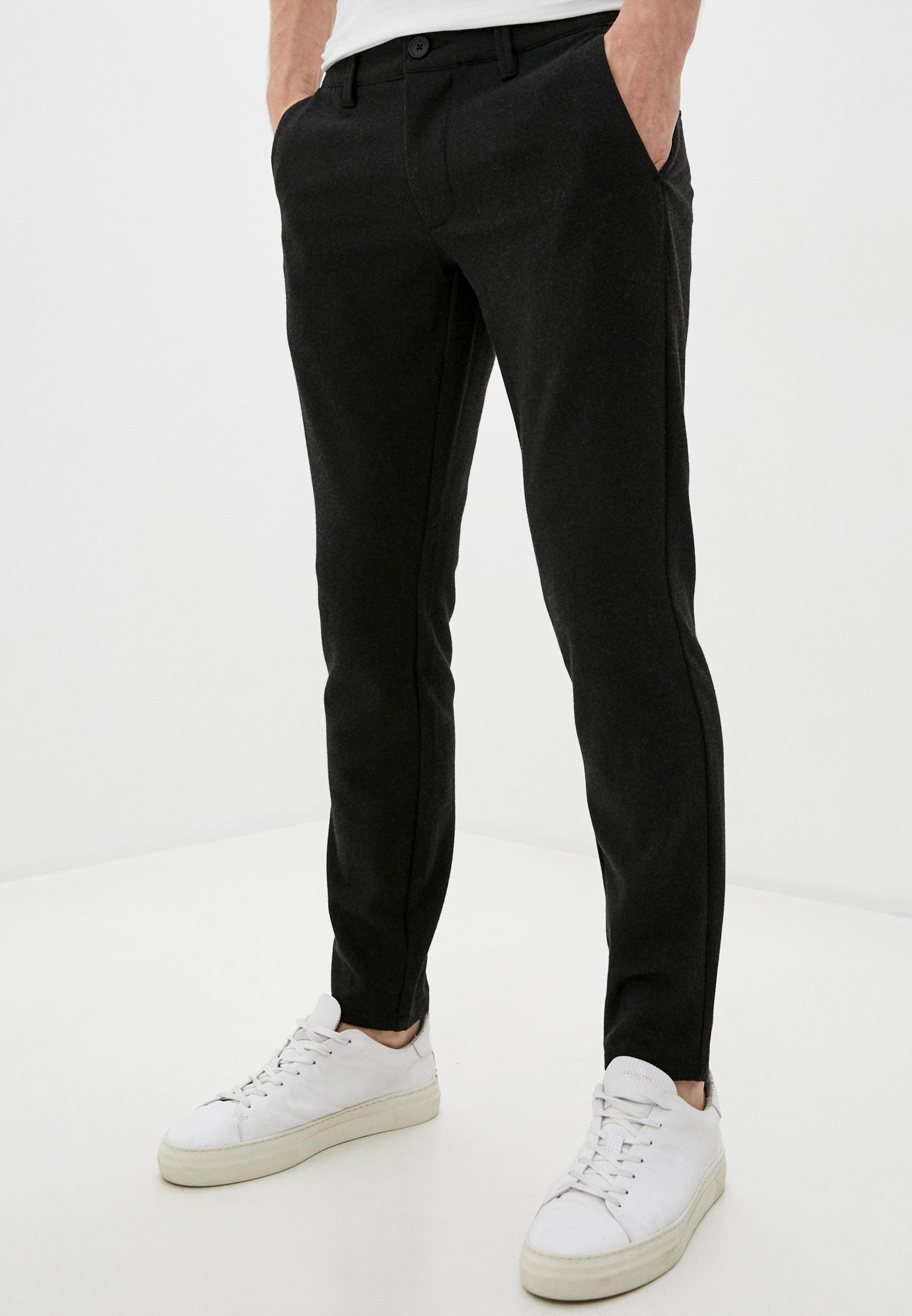 Мужские зауженные брюки Only & Sons (Онли Энд Санс) 22017714
