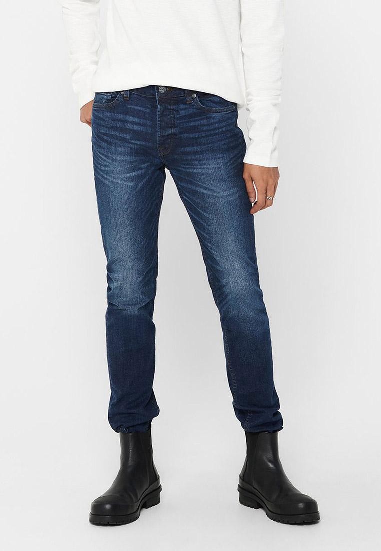 Мужские прямые джинсы Only & Sons (Онли Энд Санс) 22017108