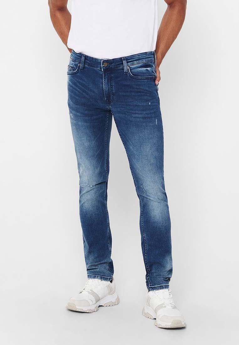 Зауженные джинсы Only & Sons (Онли Энд Санс) 22017101