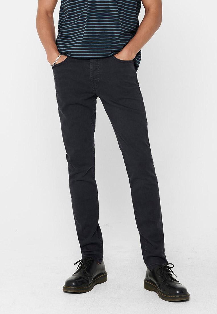 Зауженные джинсы Only & Sons (Онли Энд Санс) 22017090