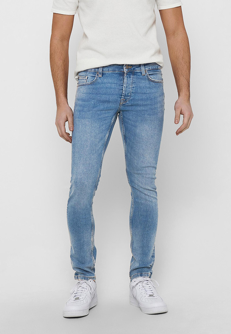 Зауженные джинсы Only & Sons (Онли Энд Санс) 22018253