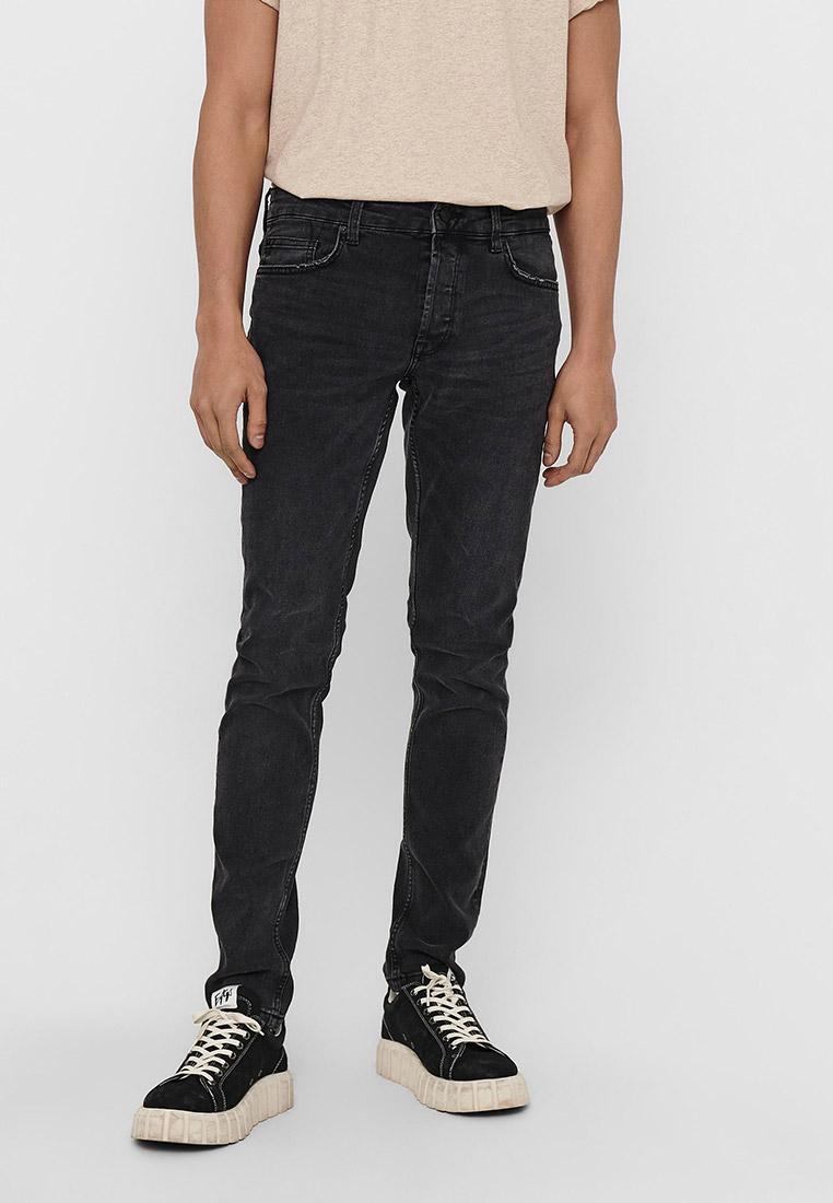 Зауженные джинсы Only & Sons (Онли Энд Санс) 22018261