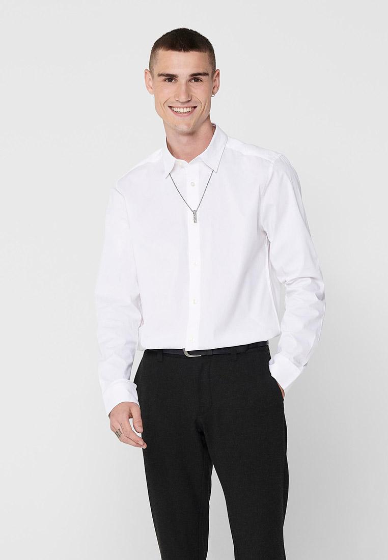 Рубашка с длинным рукавом Only & Sons (Онли Энд Санс) 22015472