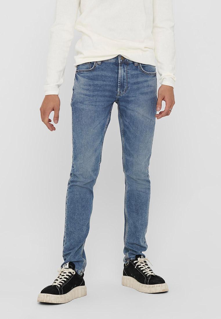 Зауженные джинсы Only & Sons (Онли Энд Санс) 22018653