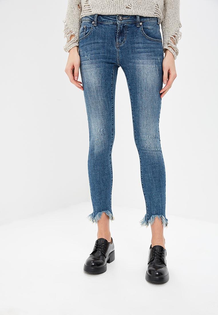 Зауженные джинсы One Teaspoon (Вантиспун) 20960 LONG