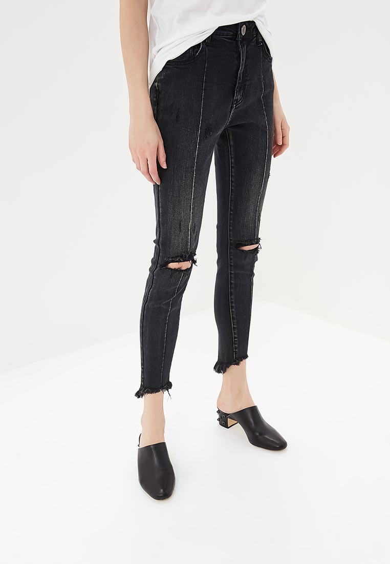 Зауженные джинсы One Teaspoon (Вантиспун) 20839