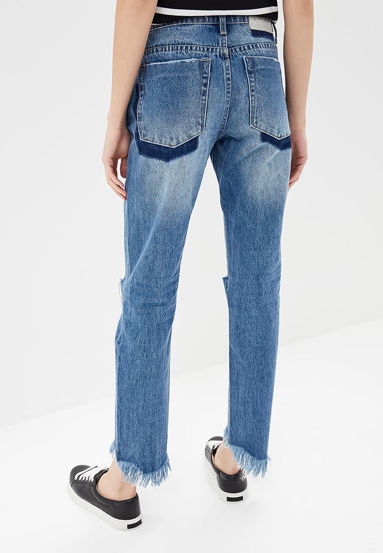 Зауженные джинсы One Teaspoon (Вантиспун) 20686: изображение 3