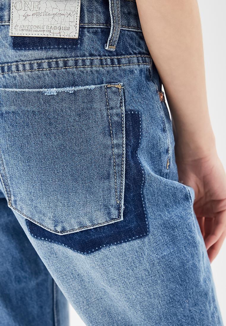 Зауженные джинсы One Teaspoon (Вантиспун) 20686: изображение 4