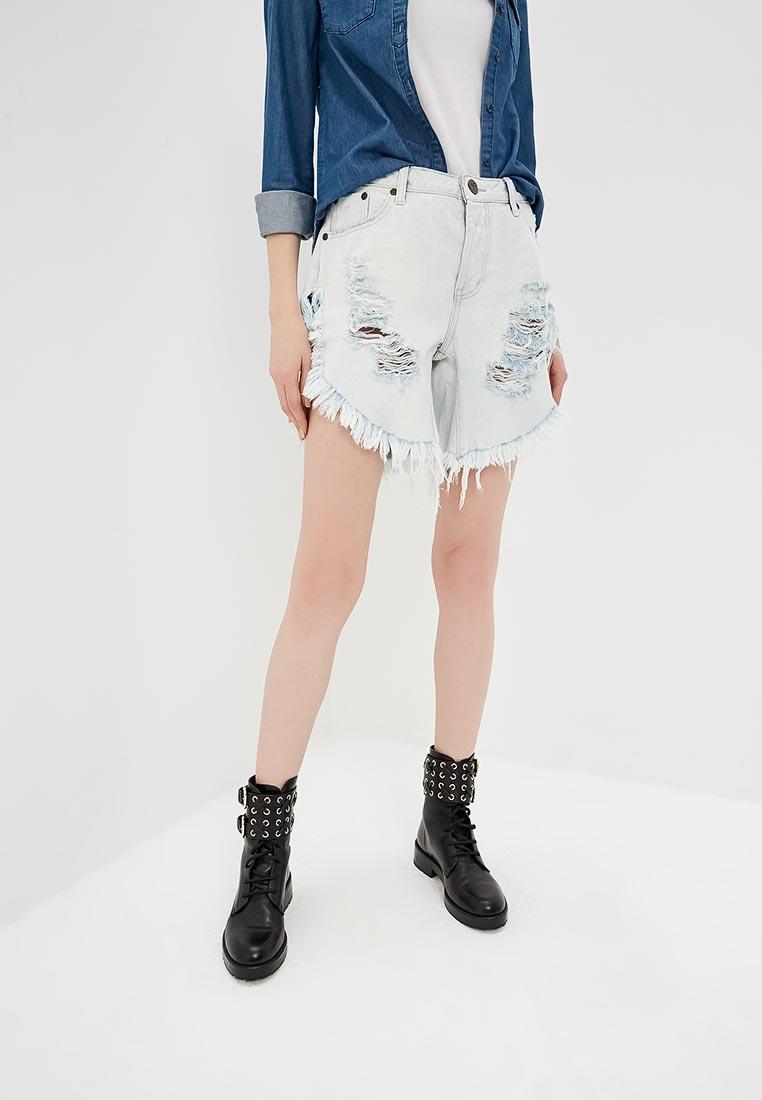 Женские джинсовые шорты One Teaspoon (Вантиспун) 21377