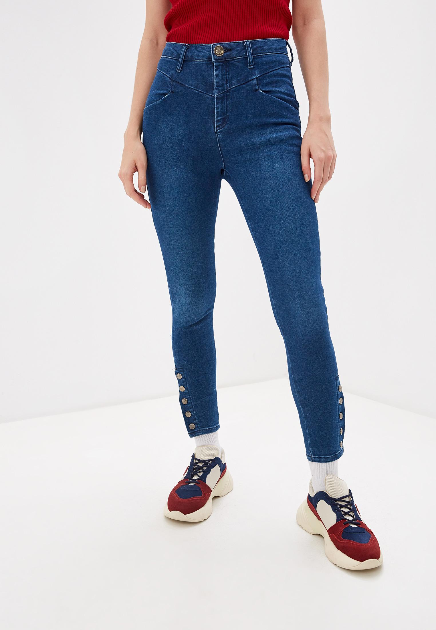 Зауженные джинсы One Teaspoon (Вантиспун) 22280