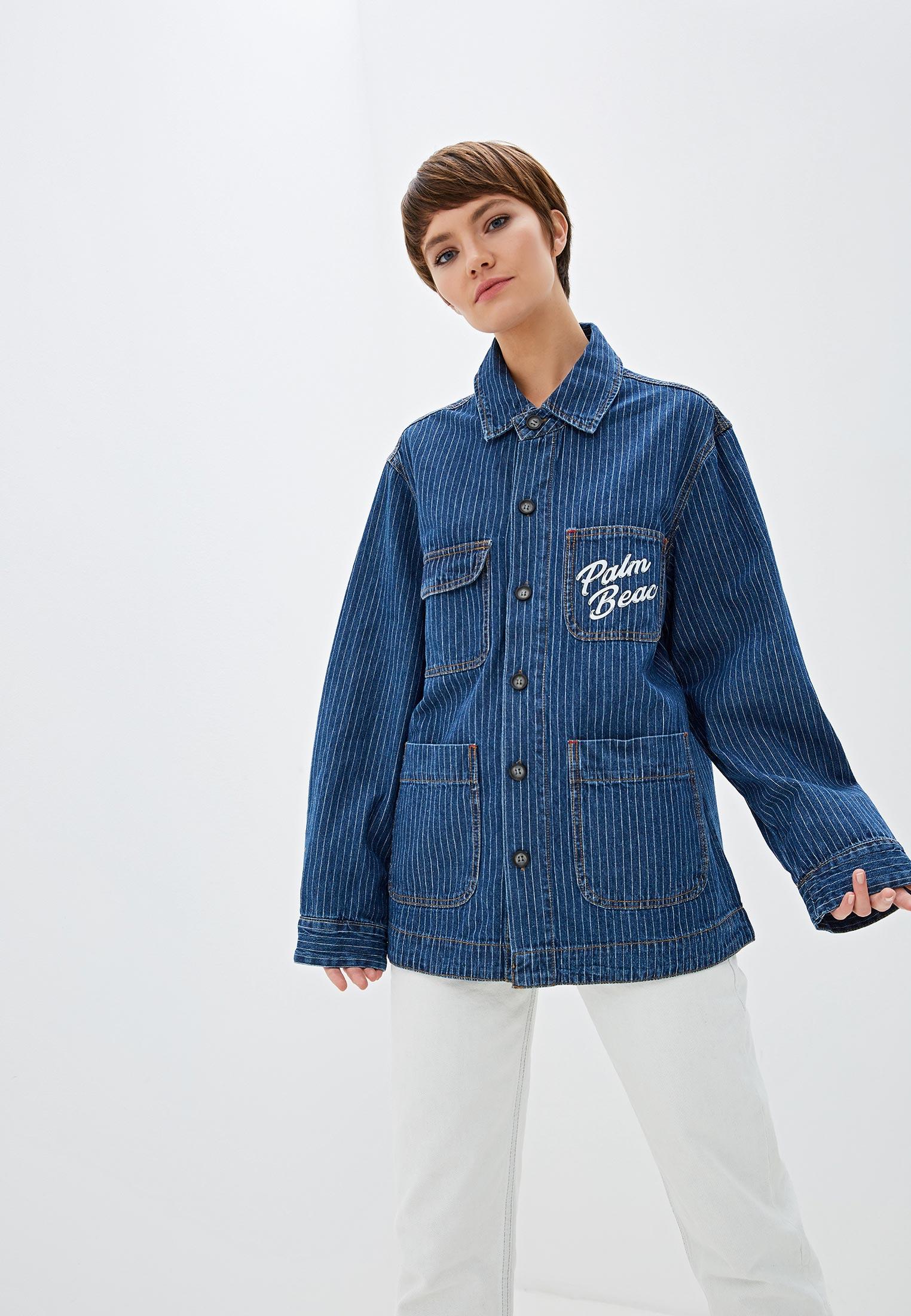 Джинсовая куртка One Teaspoon (Вантиспун) 22035