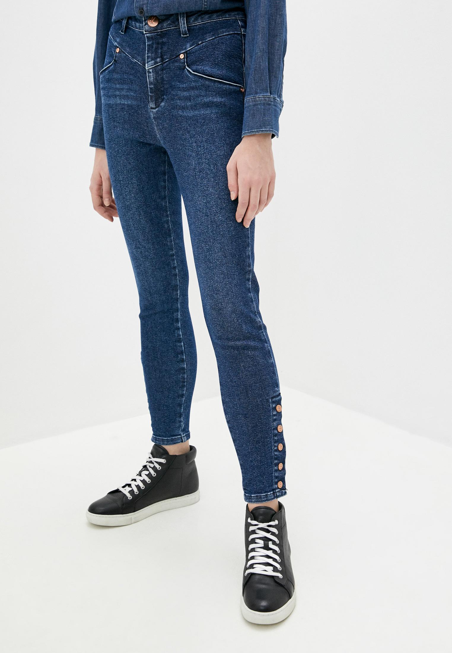 Зауженные джинсы One Teaspoon (Вантиспун) 22602