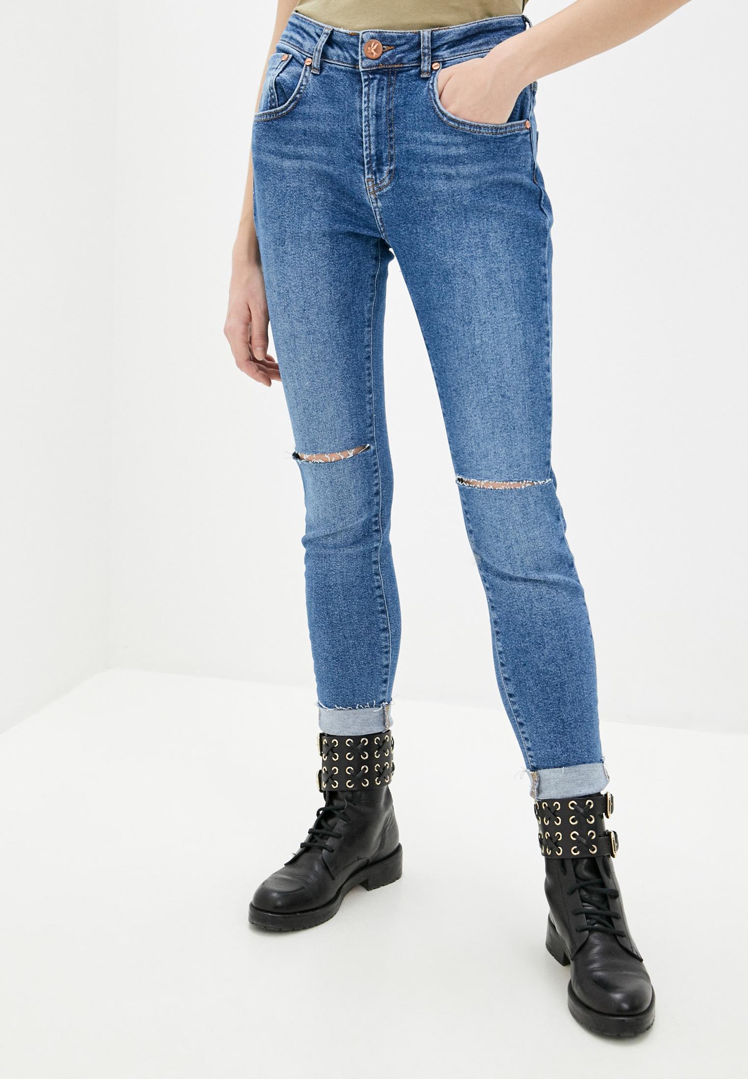 Зауженные джинсы One Teaspoon (Вантиспун) 22598