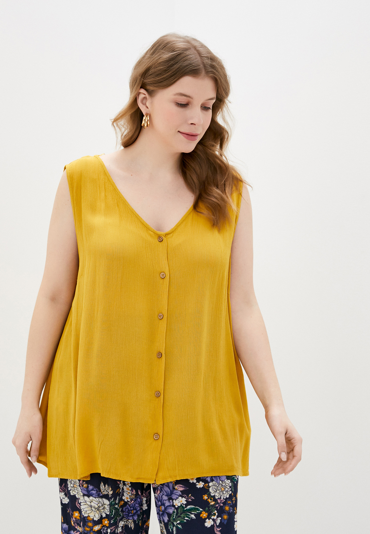 Блуза Only Carmakoma 15201740