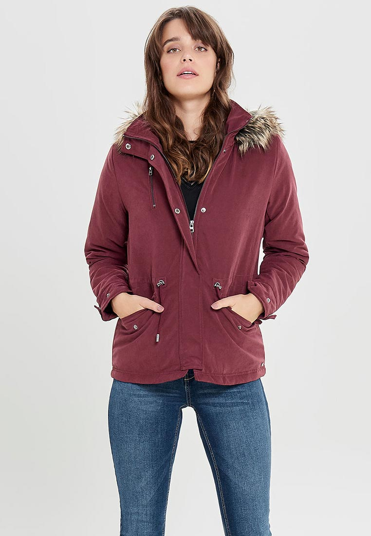 Утепленная куртка Only (Онли) 15156509