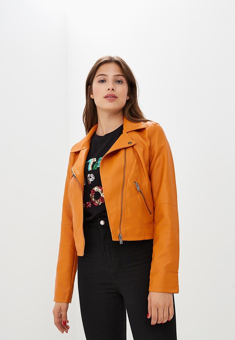 Кожаная куртка Only (Онли) 15156495