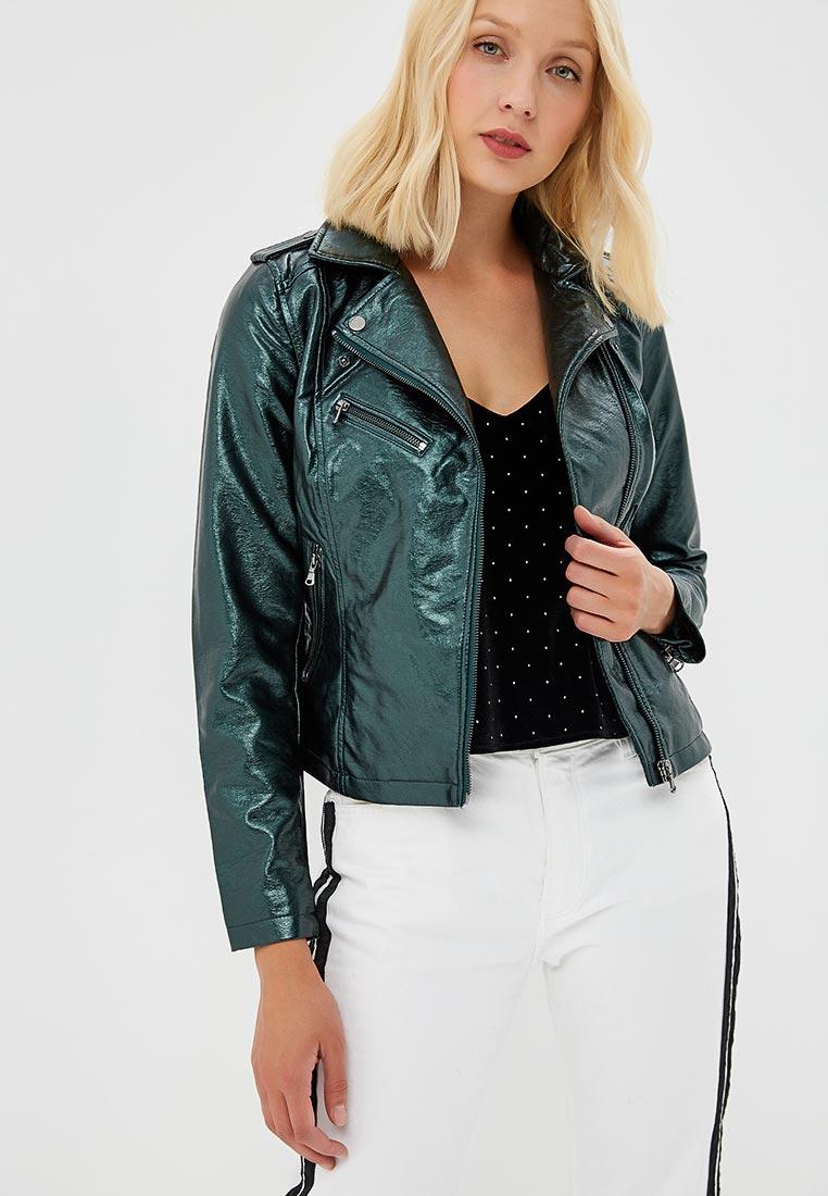 Кожаная куртка Only (Онли) 15159854