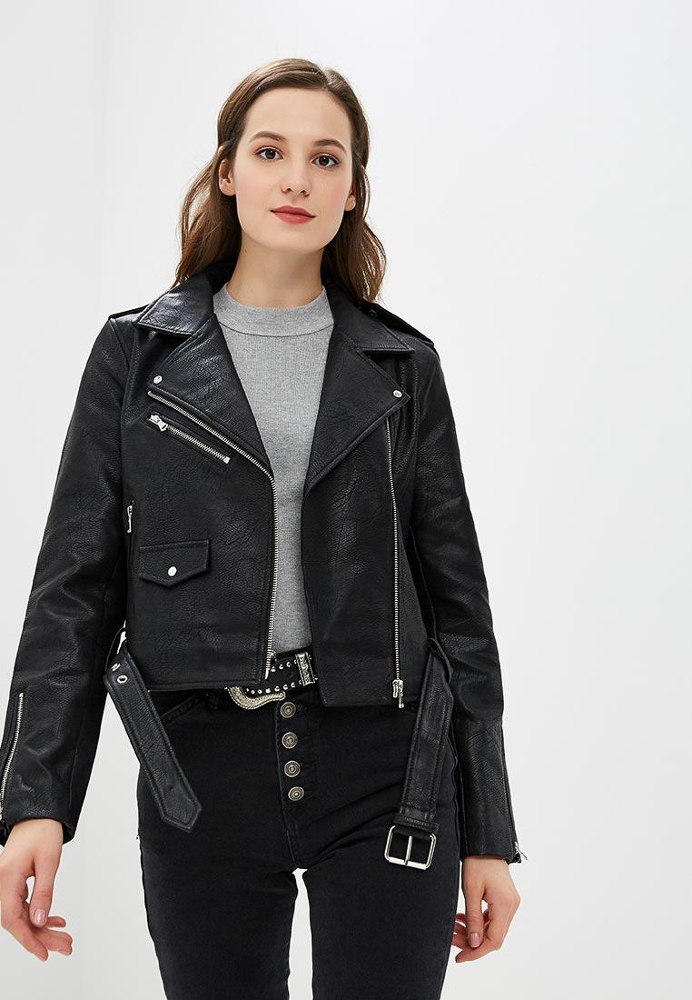 Кожаная куртка Only (Онли) 15160525
