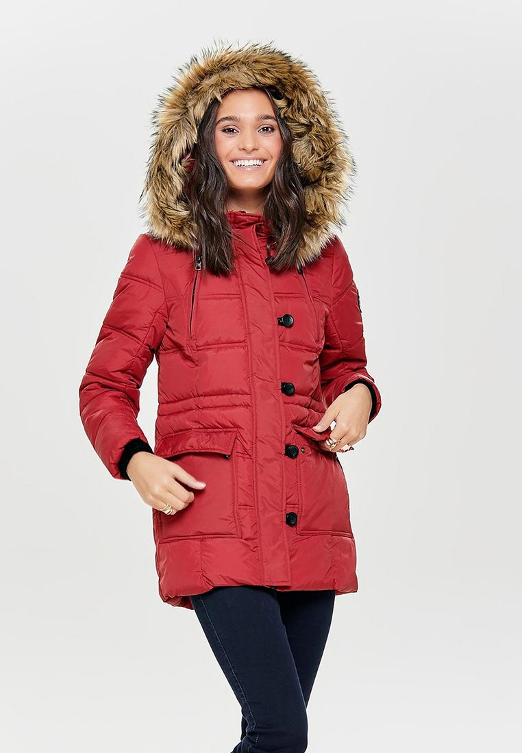 Утепленная куртка Only (Онли) 15161175