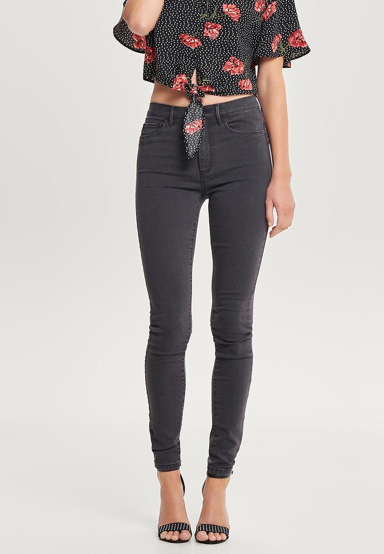 Зауженные джинсы Only (Онли) 15165813