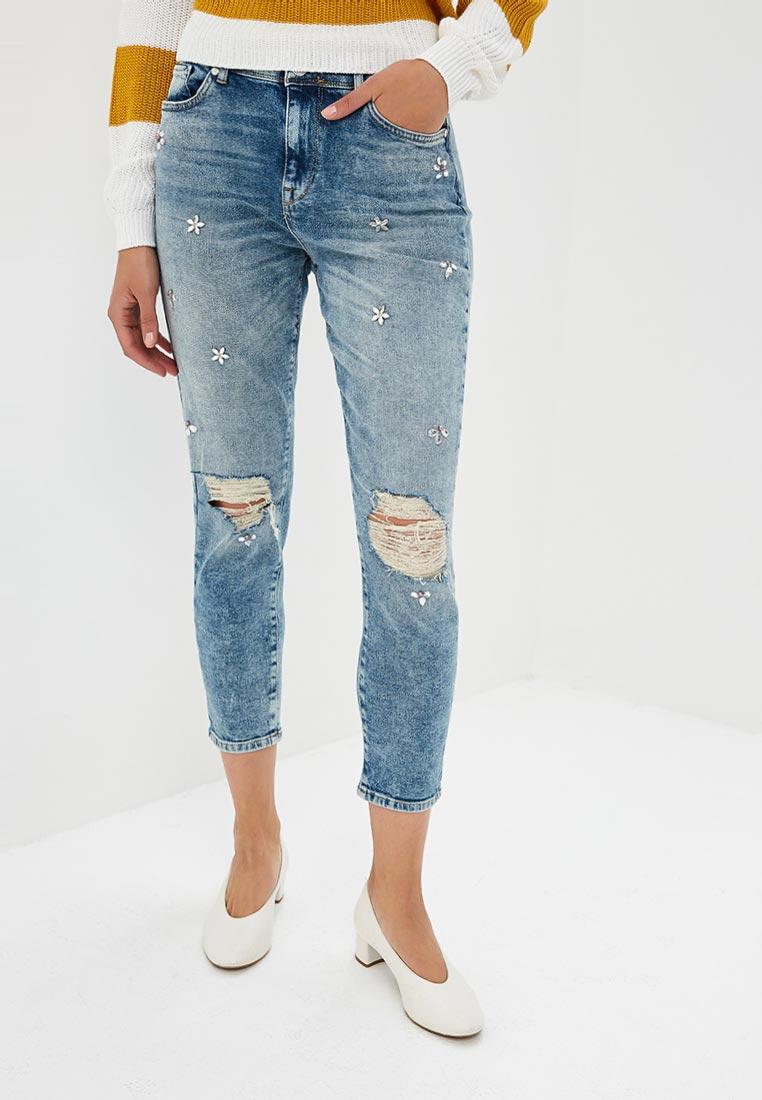 Зауженные джинсы Only (Онли) 15164551