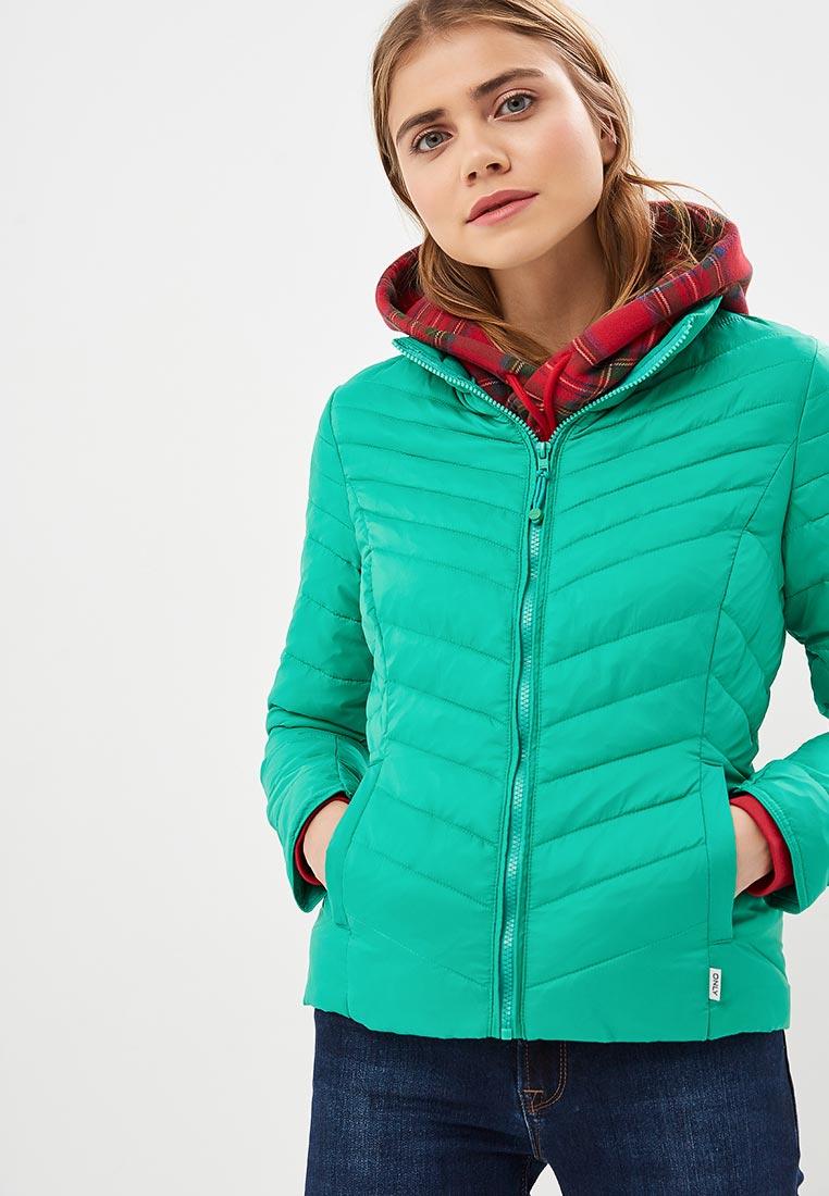 Утепленная куртка Only (Онли) 15167838