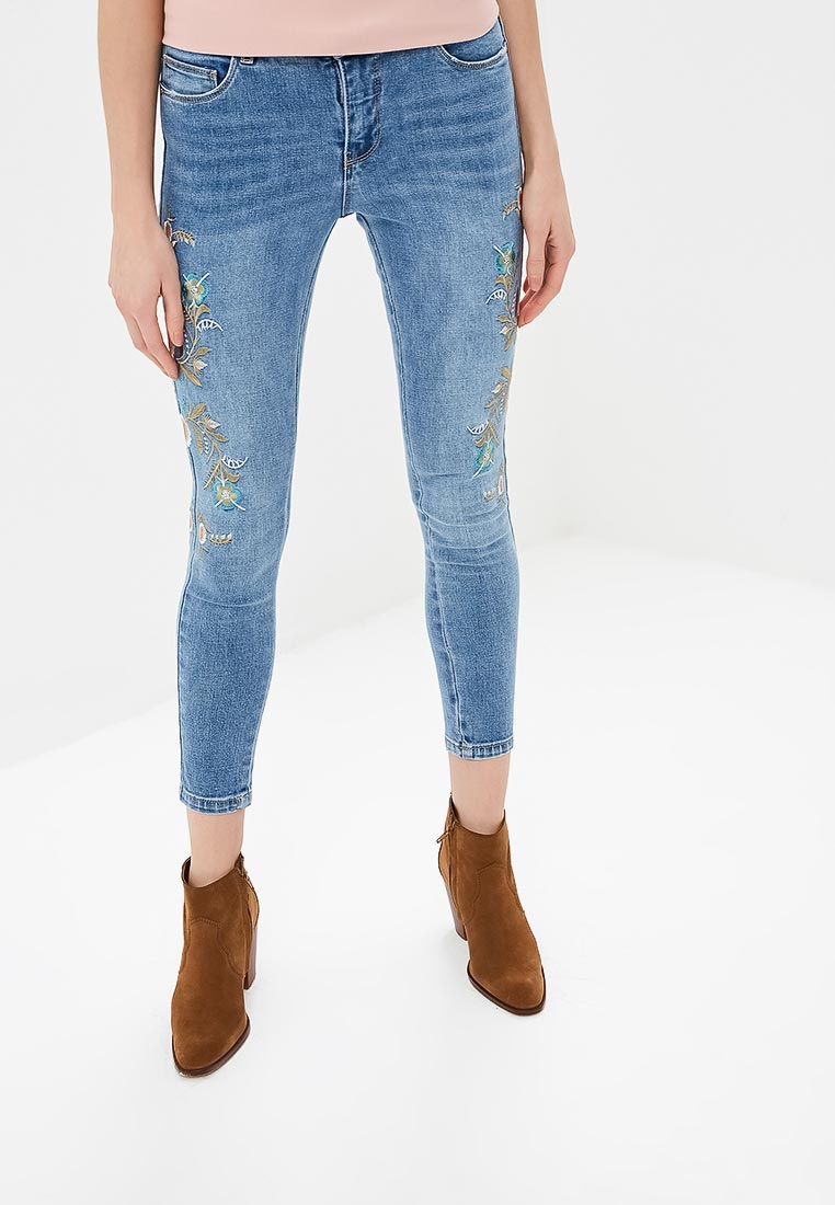 Зауженные джинсы Only (Онли) 15170166
