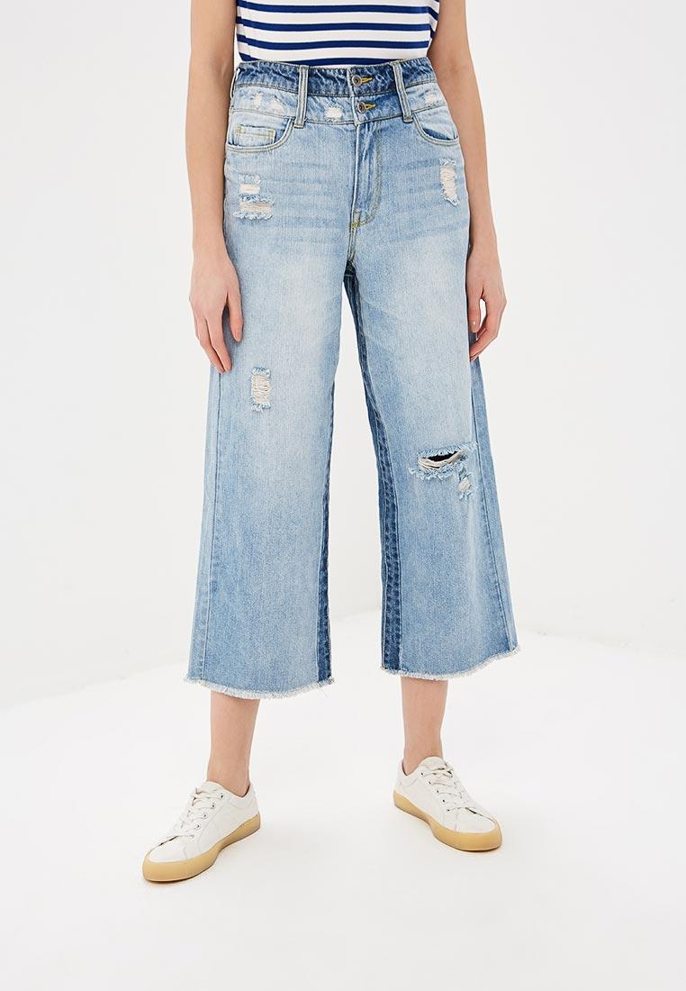 Широкие и расклешенные джинсы Only (Онли) 15173043