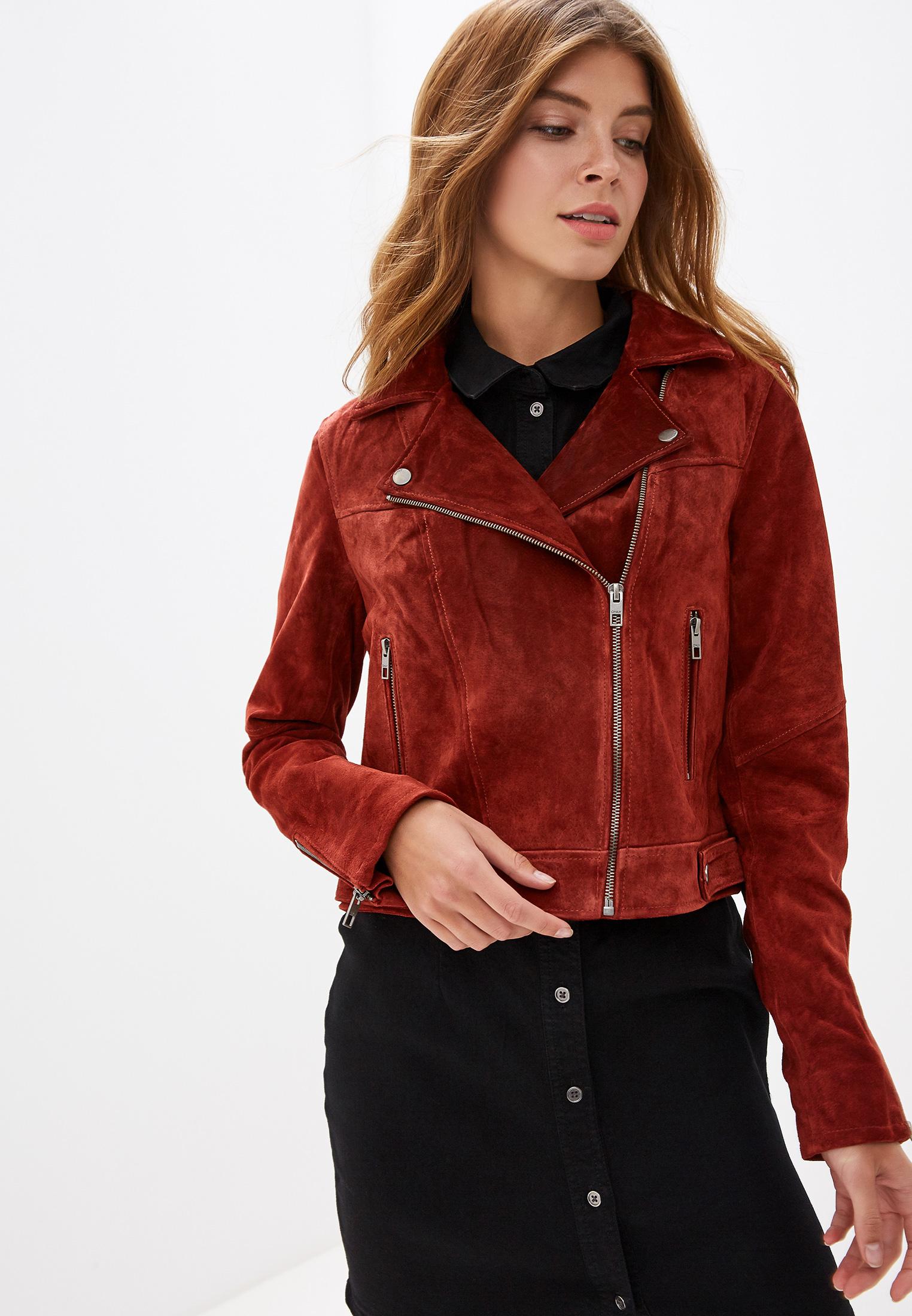 Кожаная куртка Only (Онли) 15183992