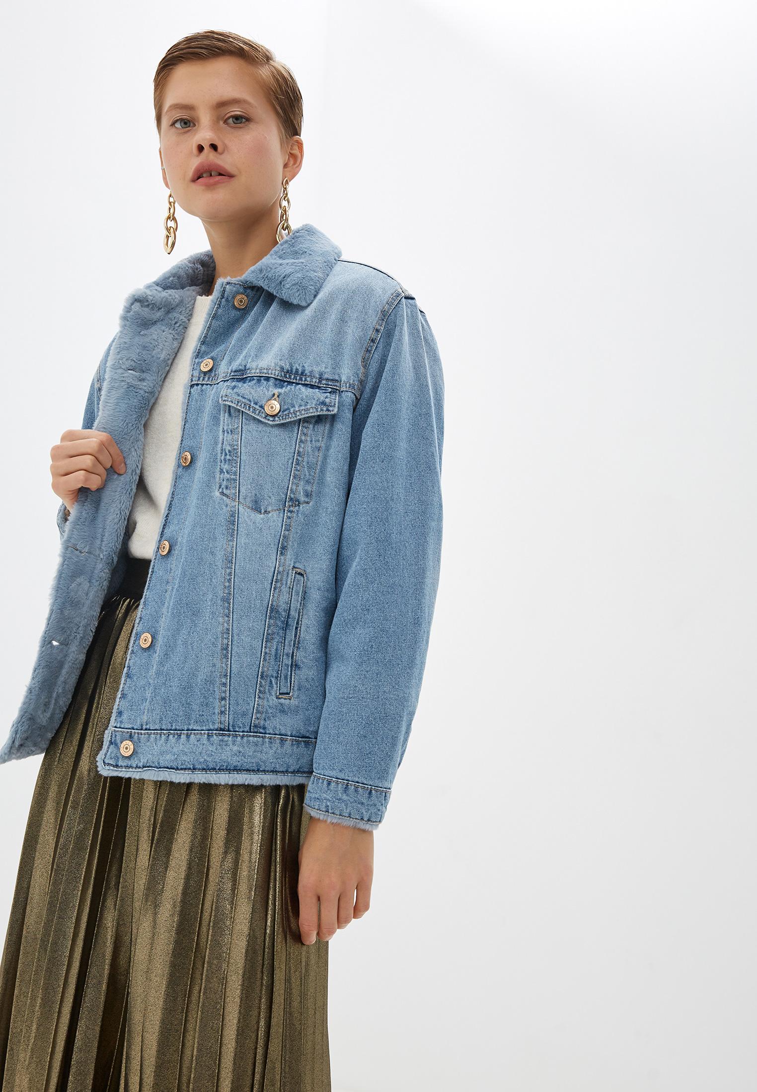 Джинсовая куртка Only (Онли) 15184412