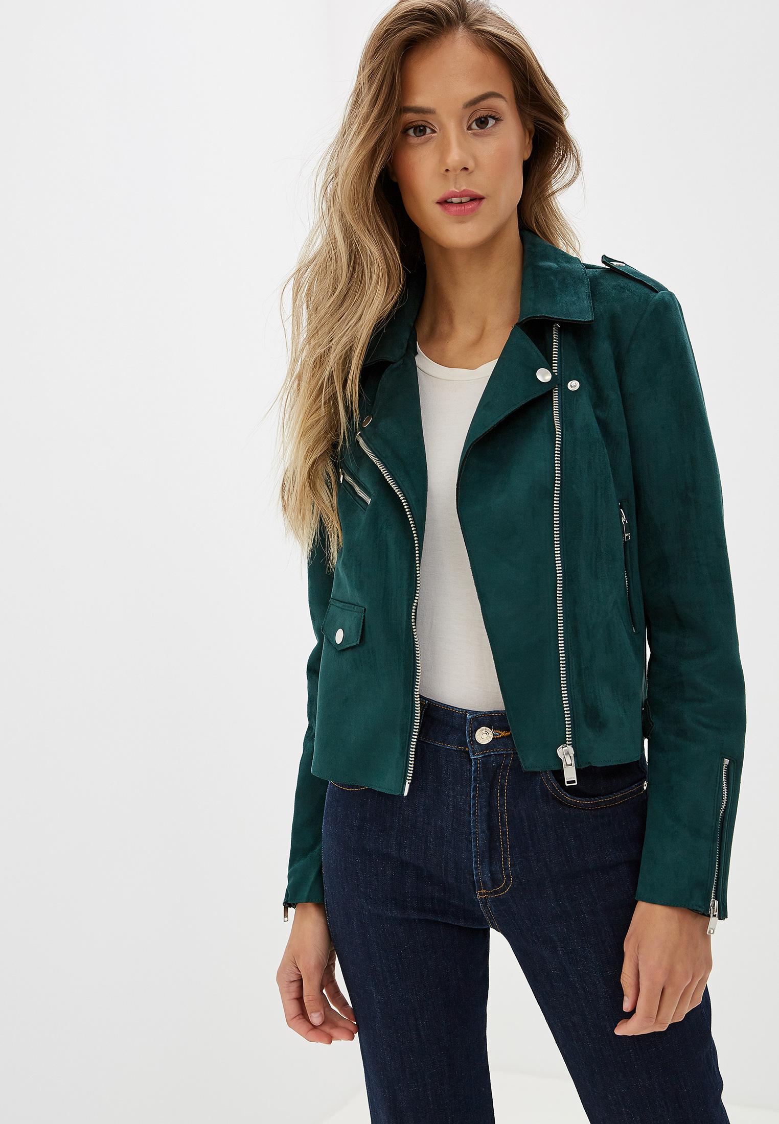 Кожаная куртка Only (Онли) 15173072