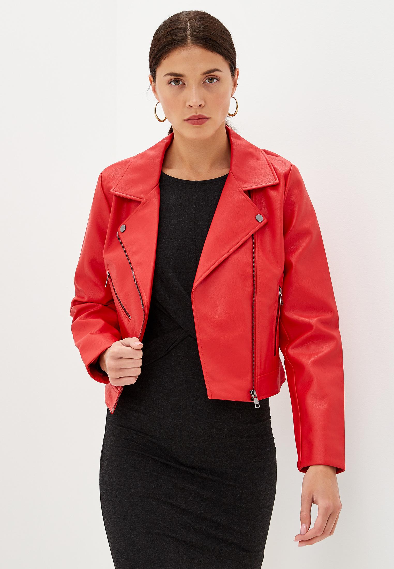 Кожаная куртка Only (Онли) 15180324