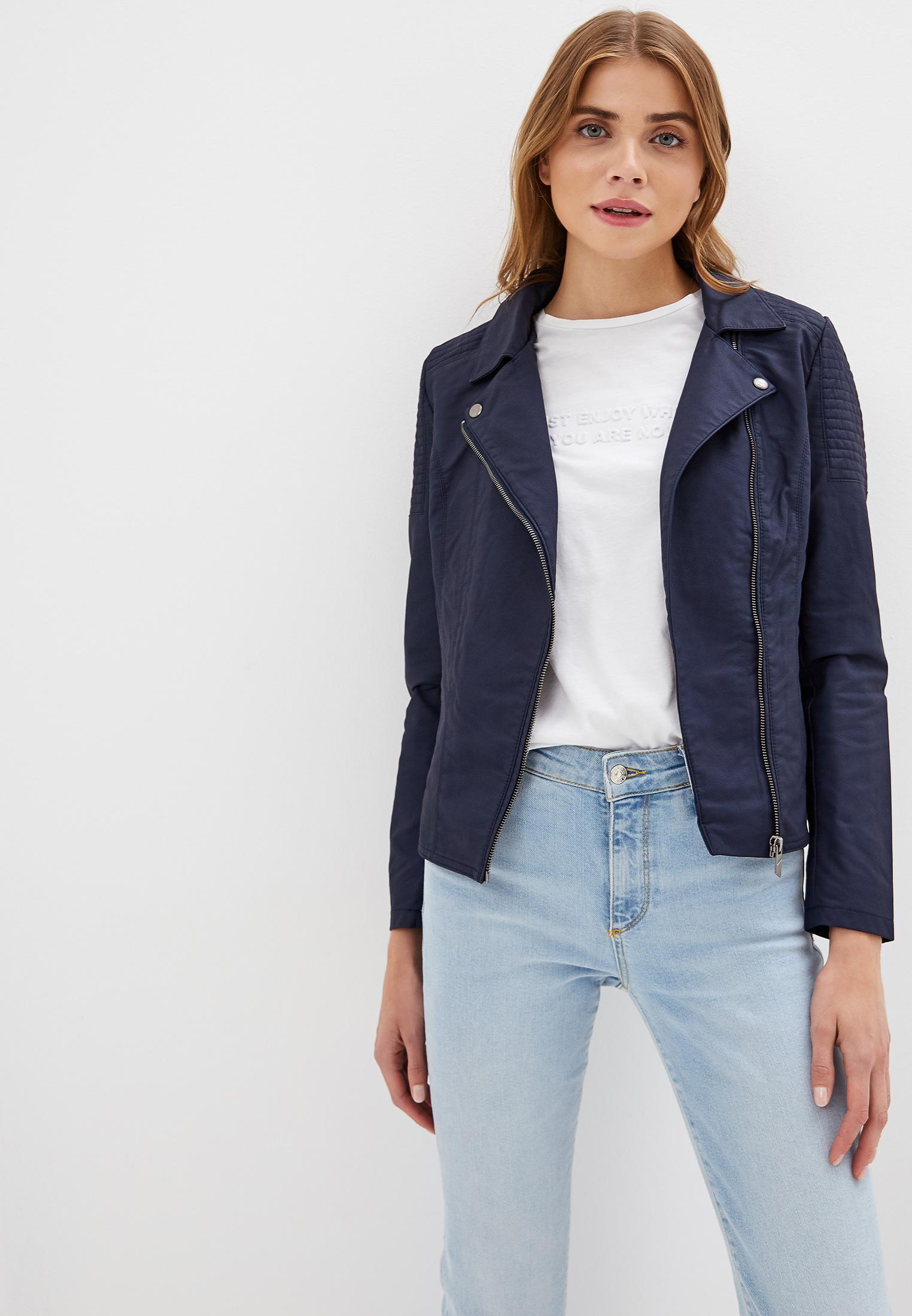 Кожаная куртка Only (Онли) 15180338