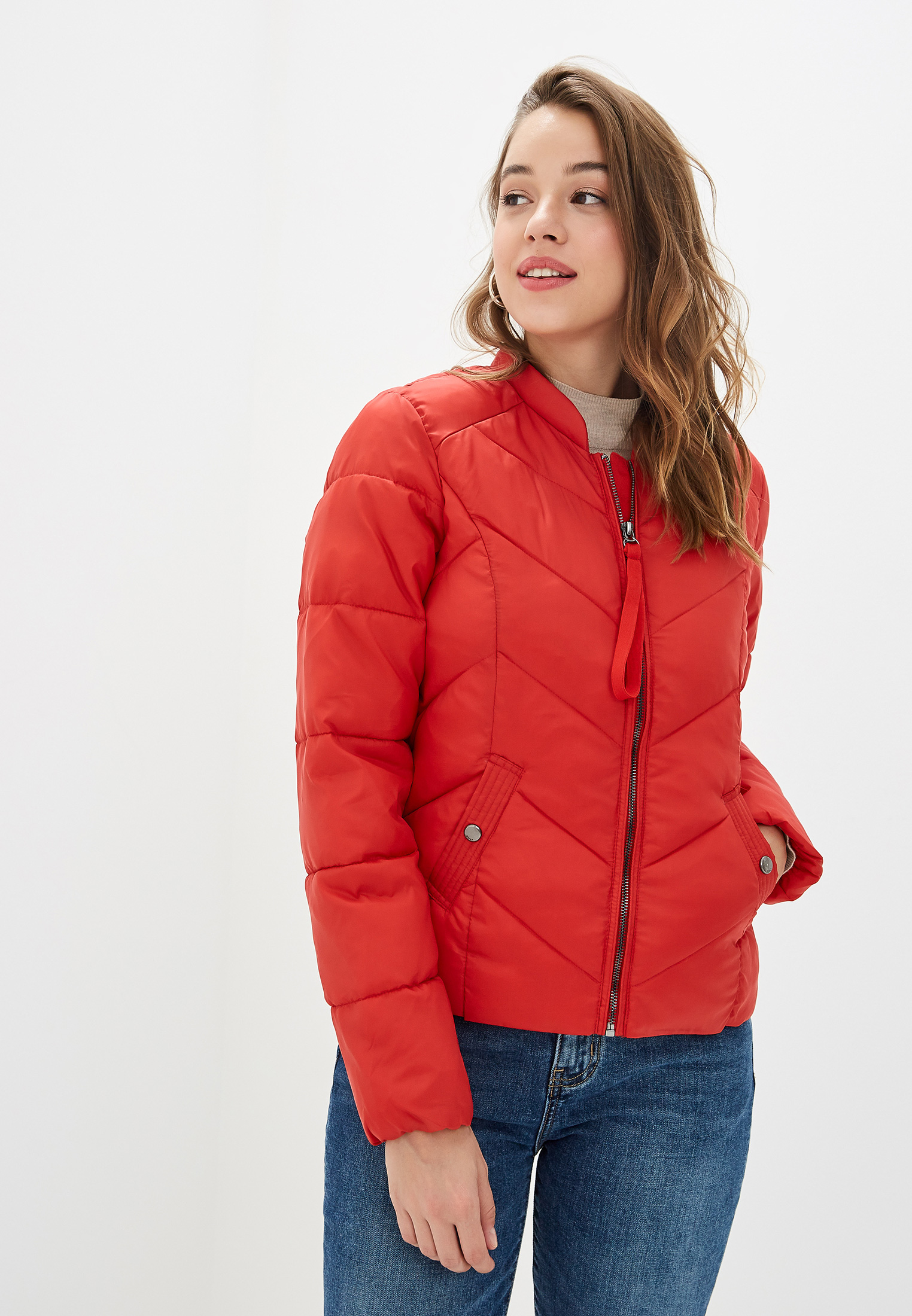 Утепленная куртка Only (Онли) 15180349