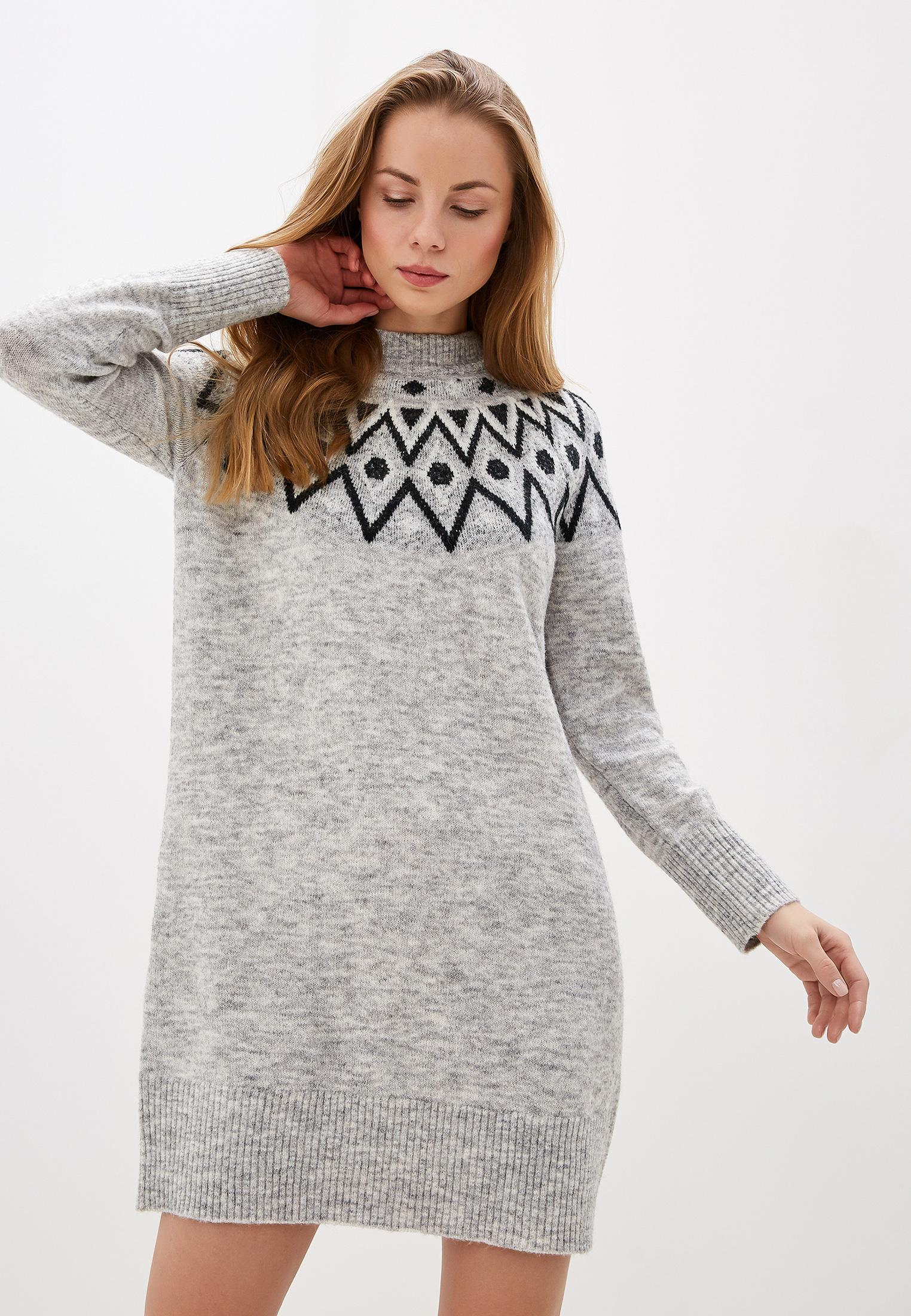 Вязаное платье Only (Онли) 15189819