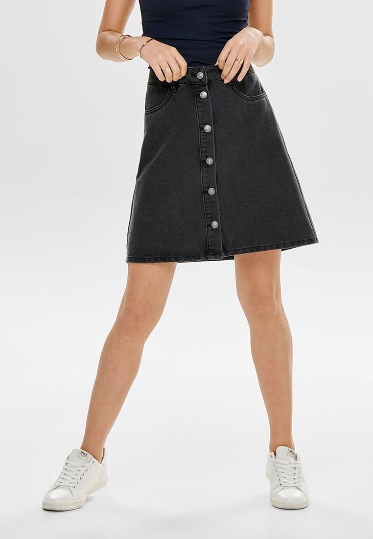 Широкая юбка Only 15179141