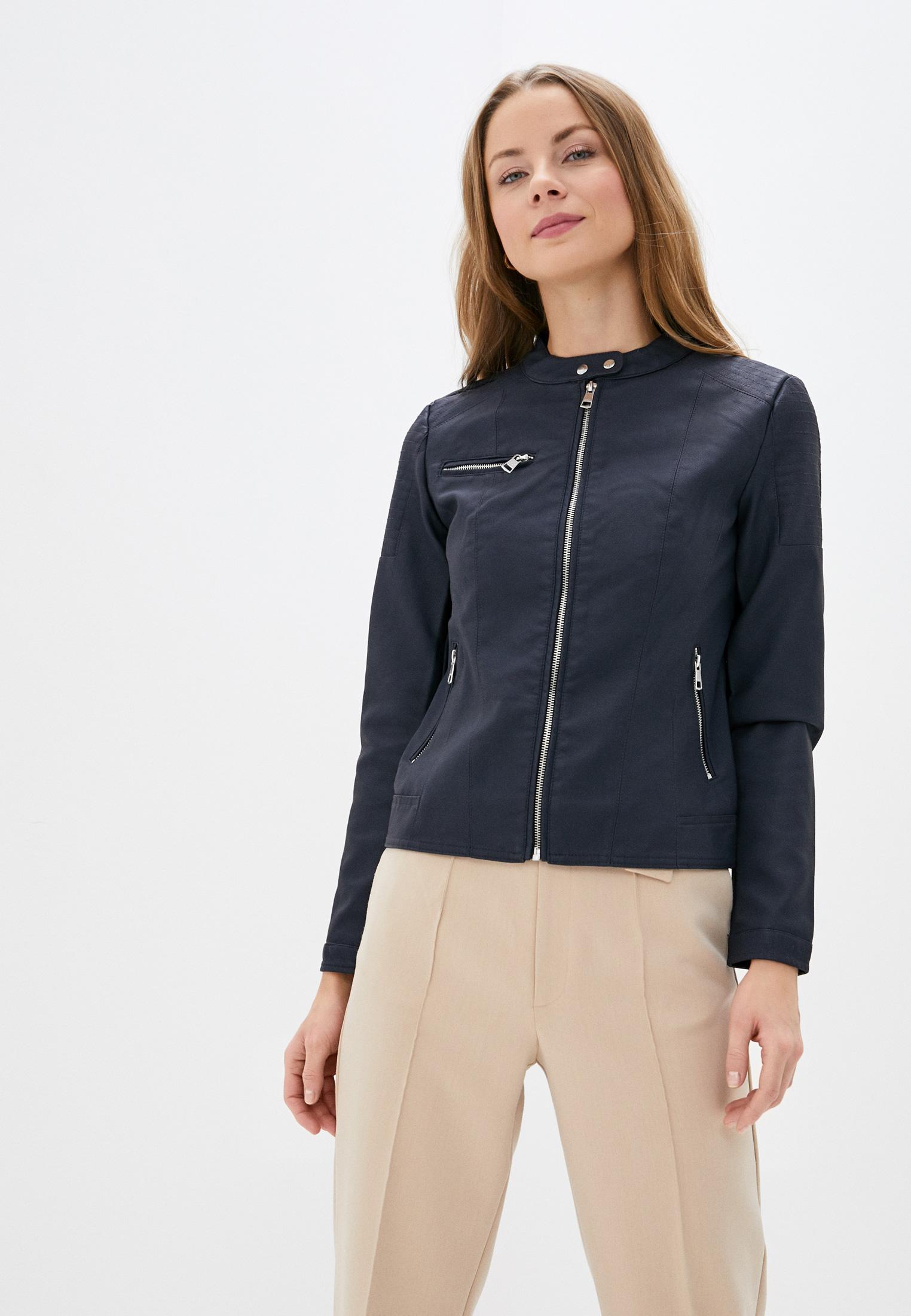 Кожаная куртка Only (Онли) 15191823