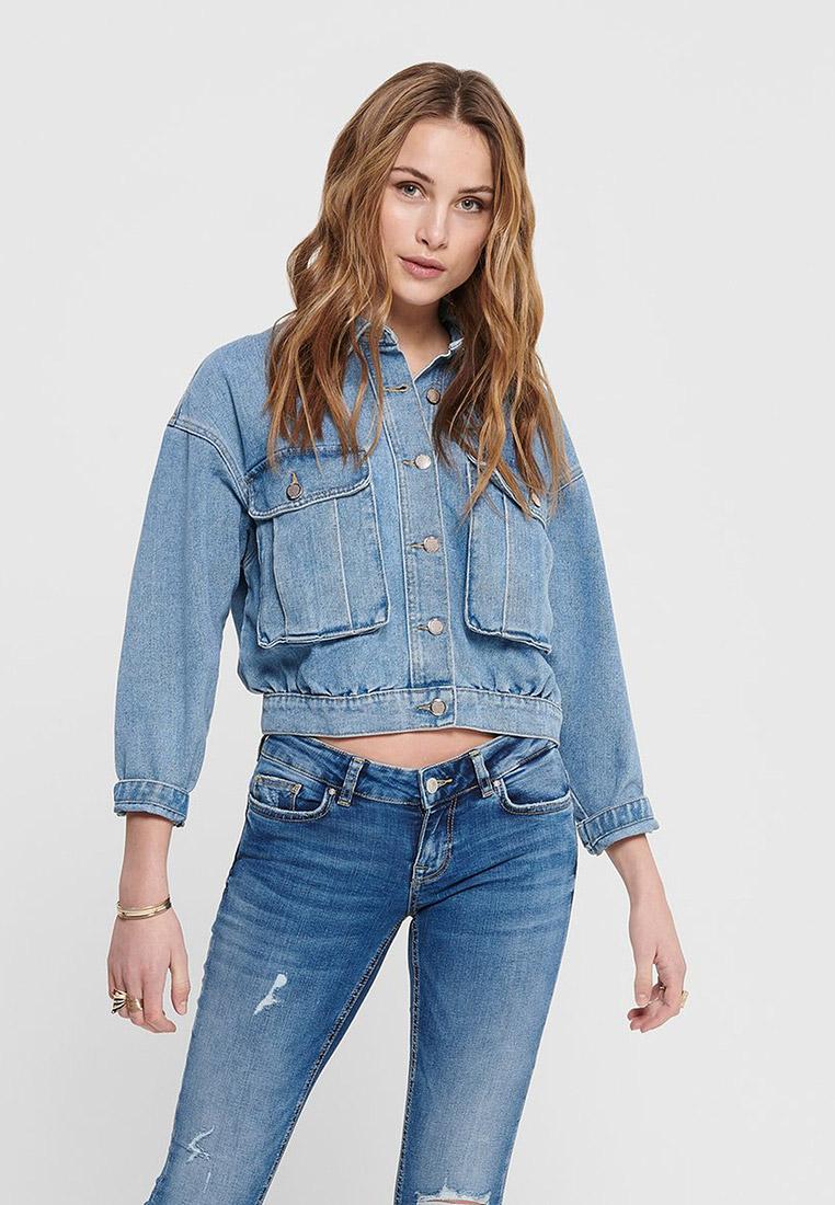 Джинсовая куртка Only (Онли) 15195256