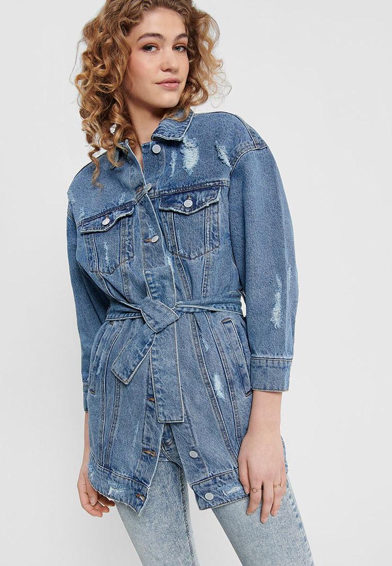 Джинсовая куртка Only (Онли) 15195260