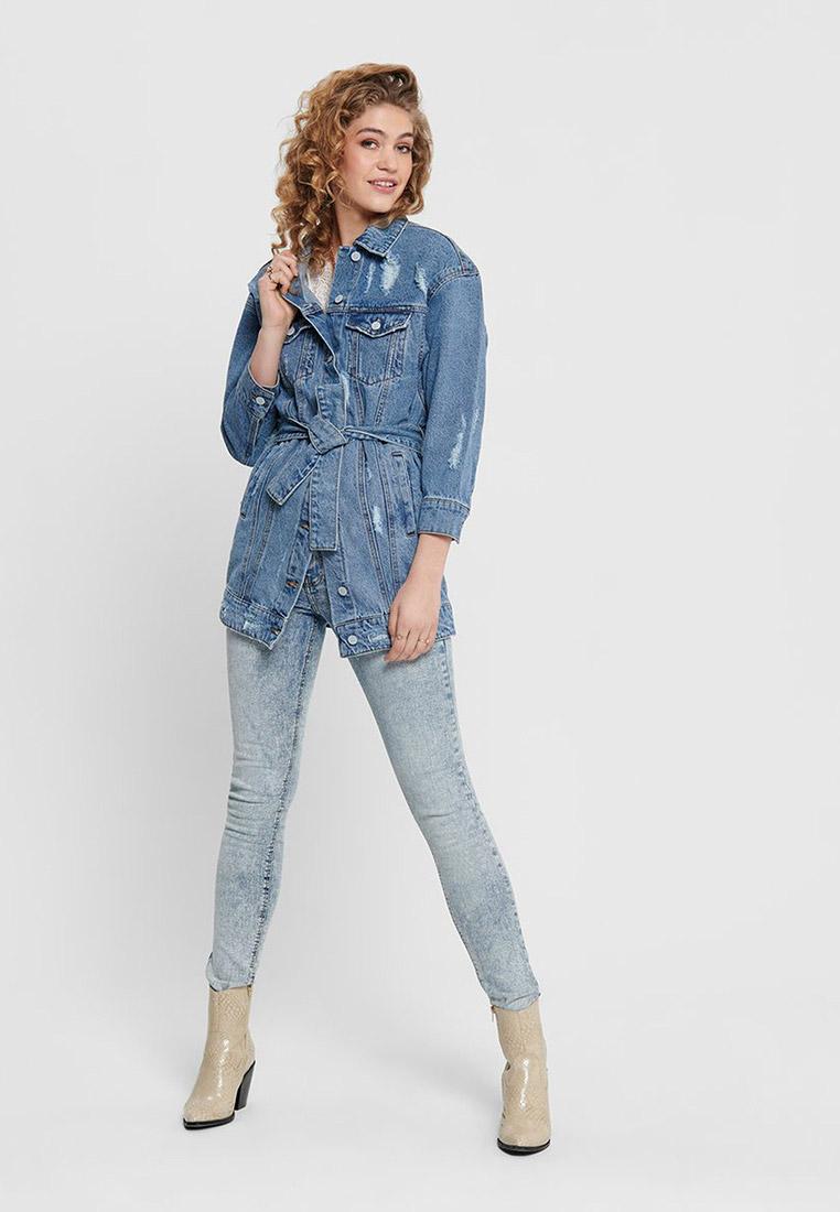 Джинсовая куртка Only (Онли) 15195260: изображение 2
