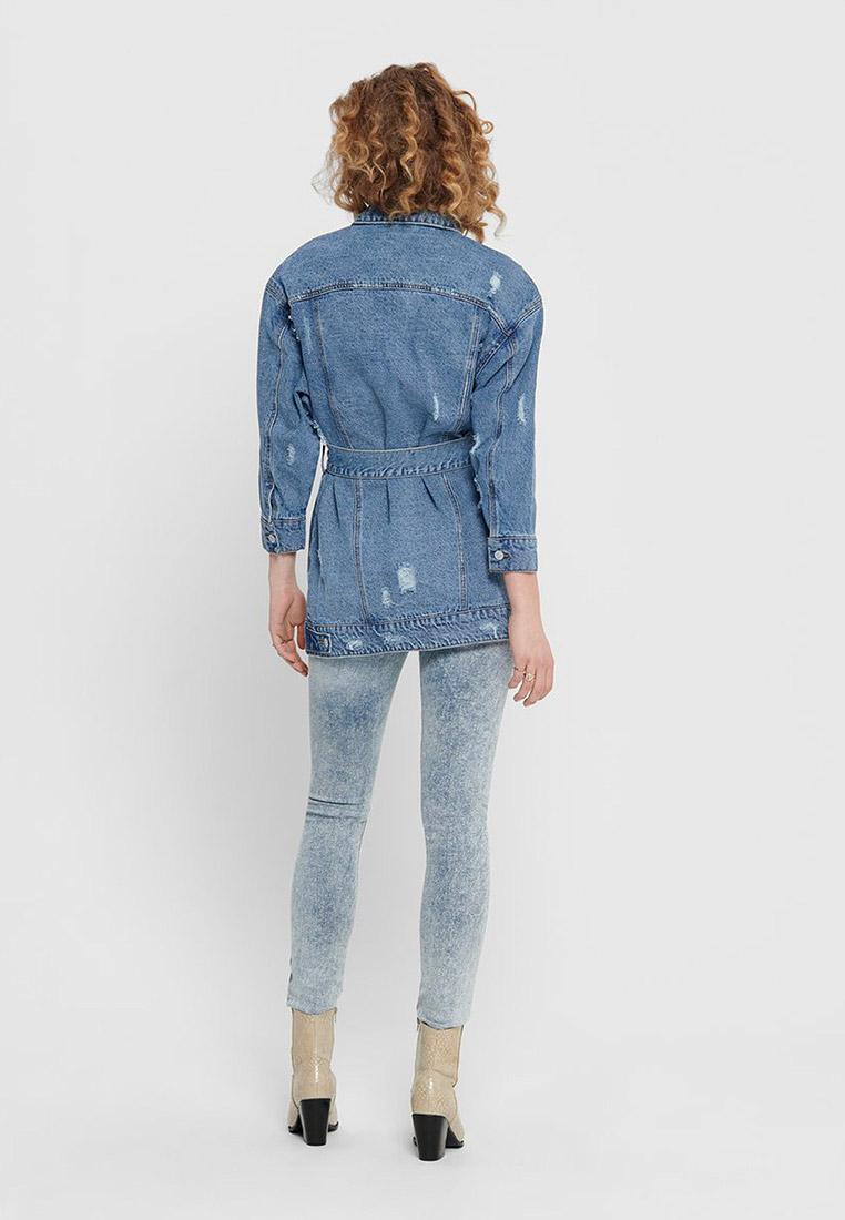 Джинсовая куртка Only (Онли) 15195260: изображение 3