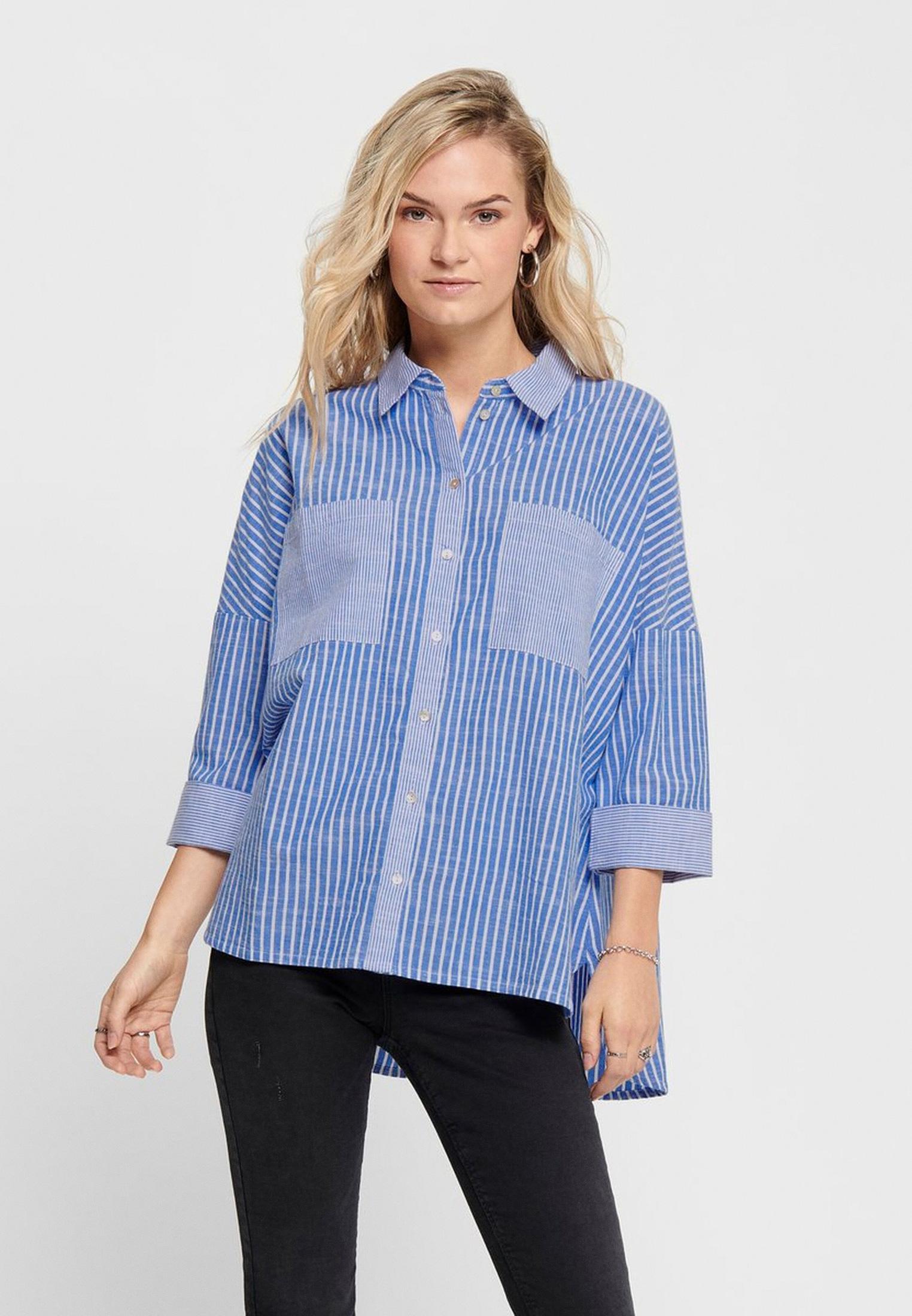 Женские рубашки с длинным рукавом Only (Онли) 15195420