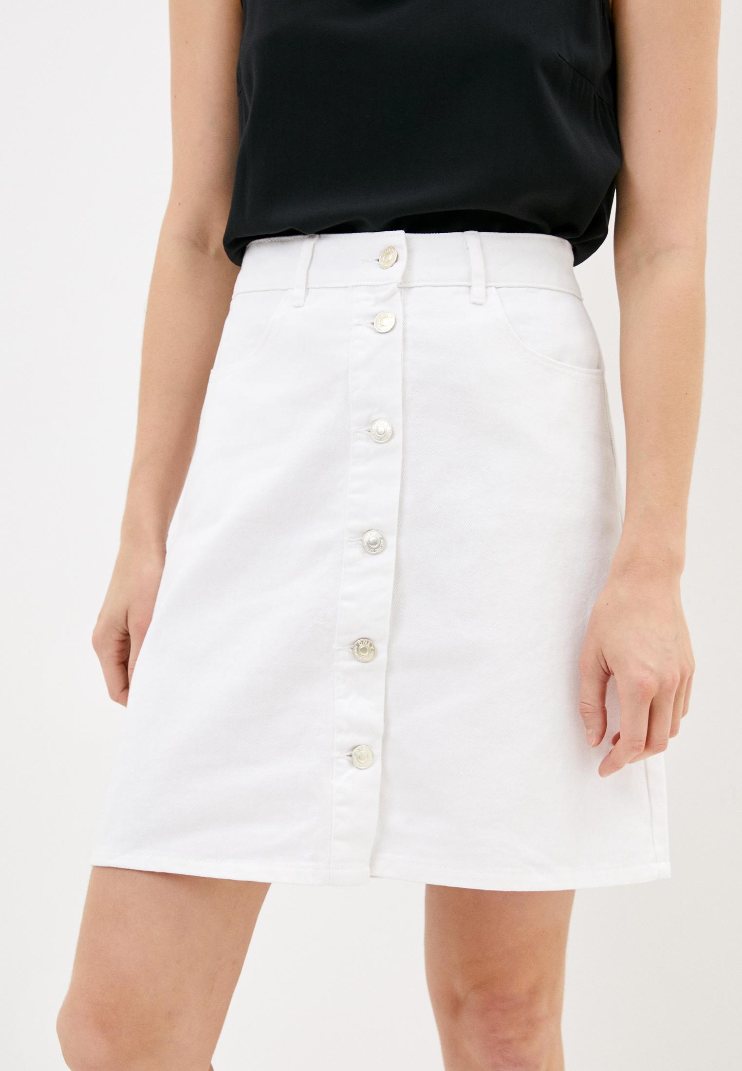 Джинсовая юбка Only (Онли) 15196764