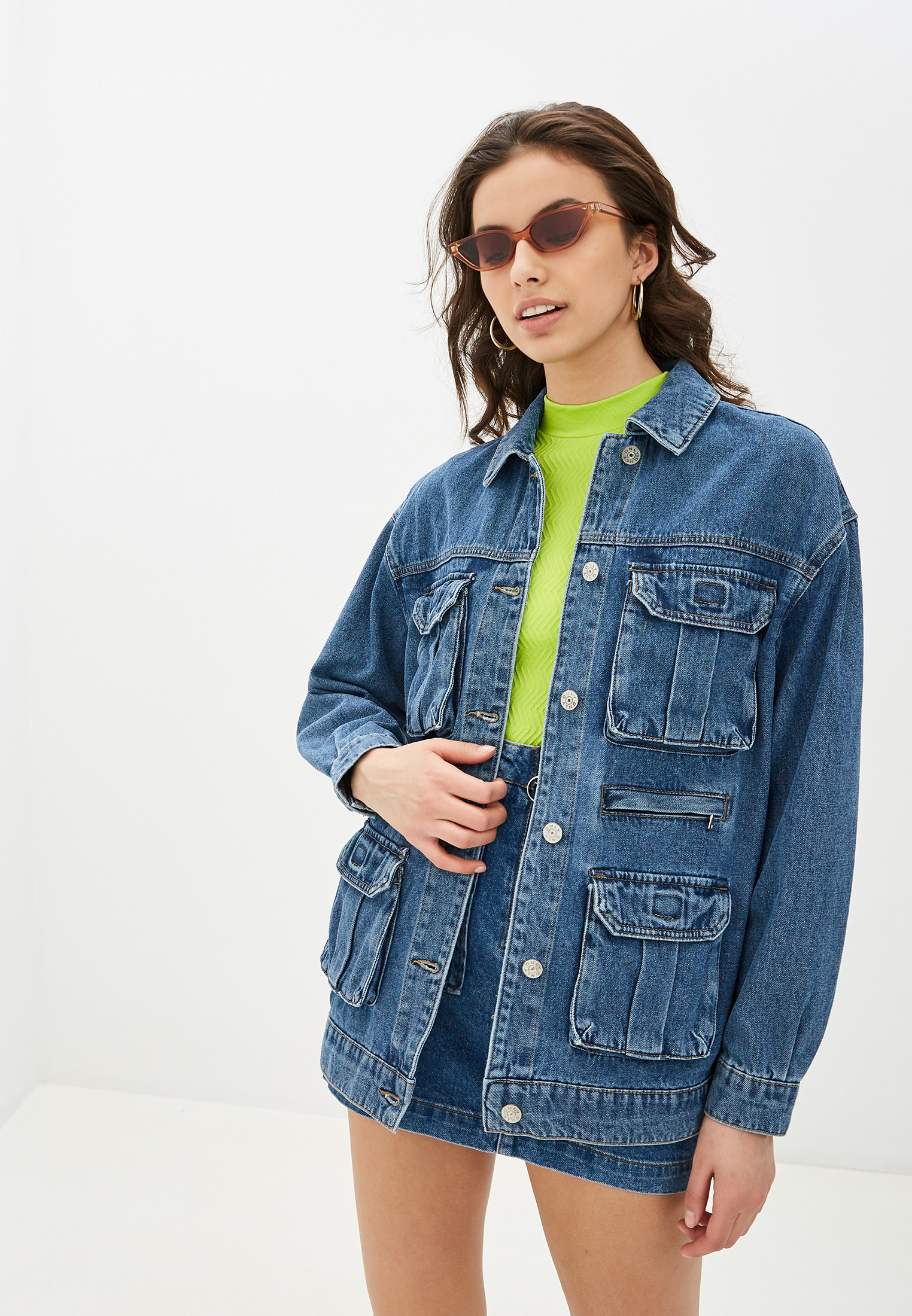 Джинсовая куртка Only (Онли) 15196843