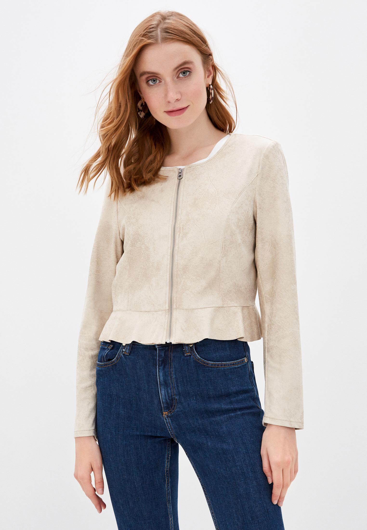 Кожаная куртка Only (Онли) 15200268