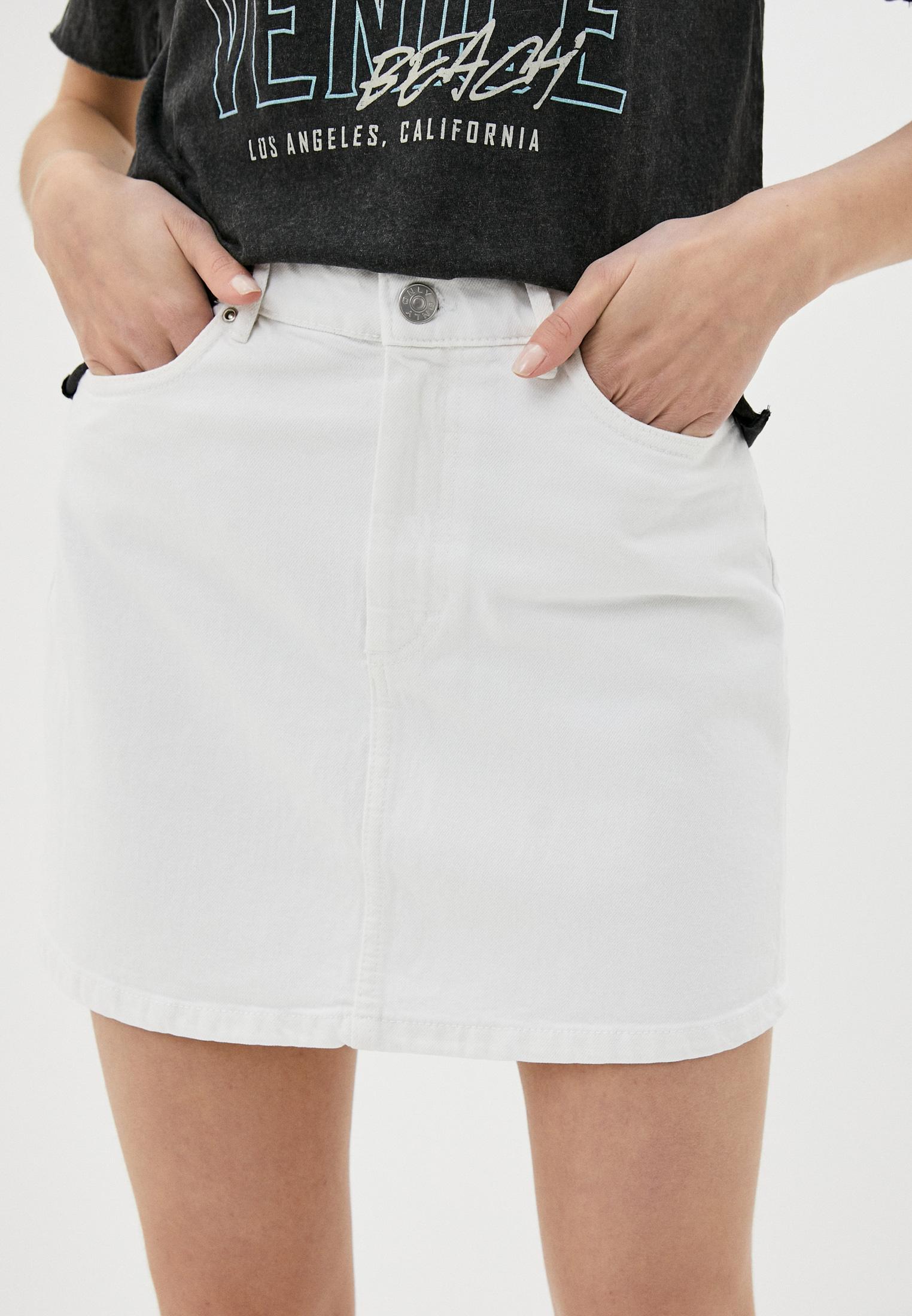 Джинсовая юбка Only (Онли) 15204340