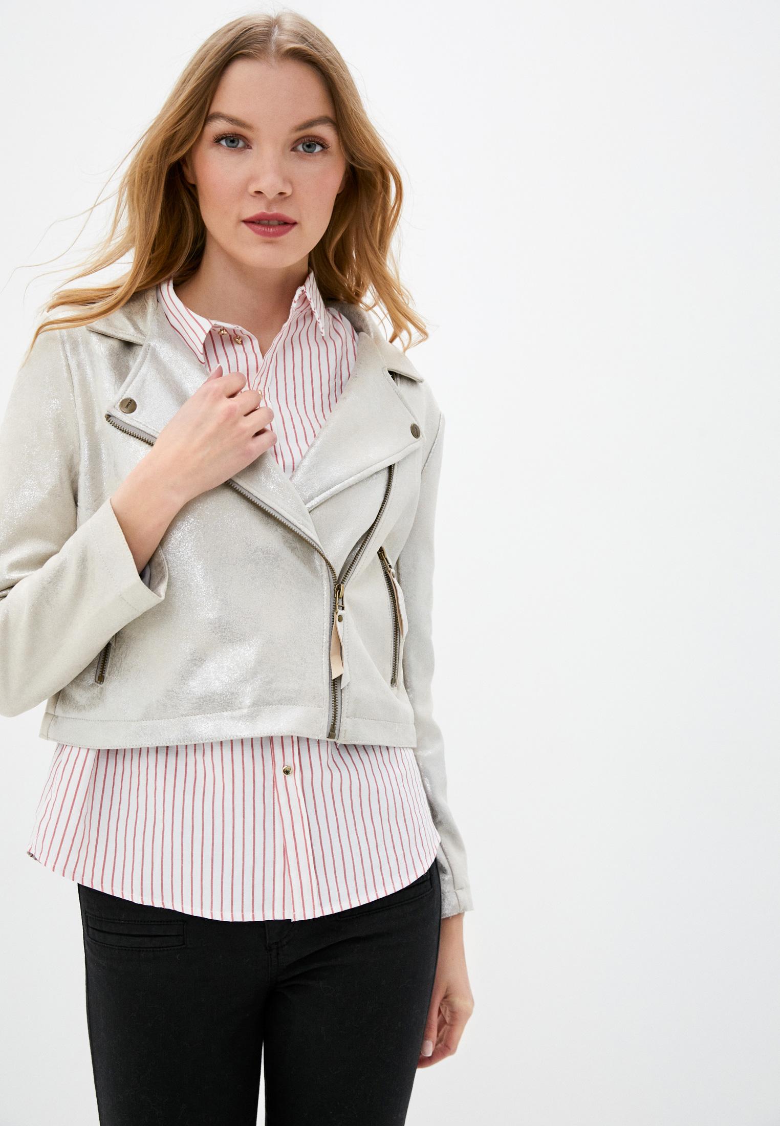Кожаная куртка Only (Онли) 15195510