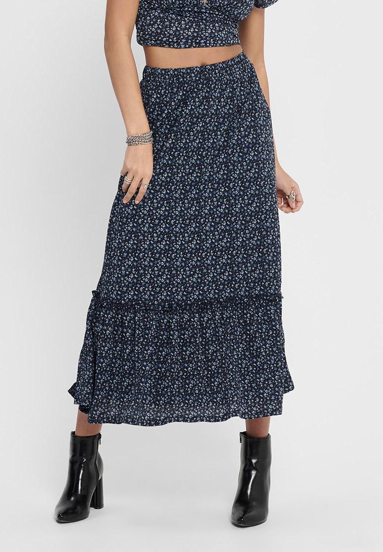 Широкая юбка Only (Онли) 15202185