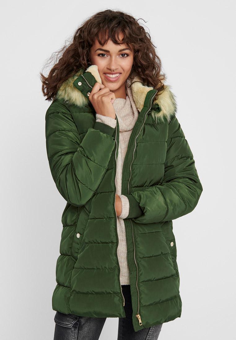 Утепленная куртка Only (Онли) 15204606
